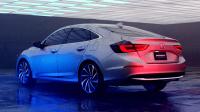 思域的混动兄弟 2019本田发布全新一代Insight Honda