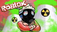 【Roblox核电工厂】建造自己的核电站! 红警模式触发惊天核网! 小格解说 乐高小游戏