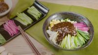 教你做最正宗的老北京炸酱面, 教你一招, 这样做比韩国的都好吃!