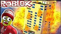 魔哒roblox虚拟世界EP13 乐高方块人逃离恐怖BUG宾馆