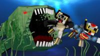 【我的世界神奇鱼模组】建造自己的水族馆! 超多鱼类海底总动员! 小格解说