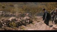 《百团大战》关家垴围剿日军血战,冲锋包抄窑洞