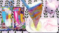 【屌德斯小熙玩具屋Vlog】DIY日本食玩钓鱼糖 三色钓鱼糖! 我们钓到了海蛇!