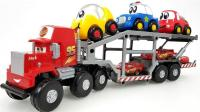 介绍各种各样的玩具小车