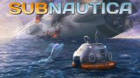 逃出爆炸飞船在异星求生!   Subnautica #1 (美丽水世界, 深海迷航)