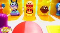 面包超人 弹弹面包 粉红猪小妹 超级飞侠 小猪佩奇