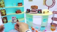 芭比娃娃 过家家玩具 25 芭比的新厨房 烹饪玩具