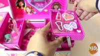 芭比娃娃 过家家玩具 26 芭比豪华化妆美容套装