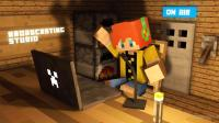 【肥皂】我的世界起床战争544: 肥水不流外人田! Minecraft服务器PVP小游戏MC