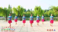 《阳光路上》广场舞_漫步视频制作作品展示_美美哒的广场舞