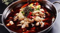 独家发布年夜饭大菜系列之: 泡椒山胡椒鱼火锅, 水煮鱼都没那么吸引人, 主厨强烈推荐