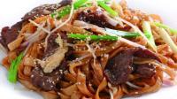 完美复制粤菜灵魂, 正宗干炒牛河, 百分百经典广东味, 满满幸福味