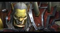 魔兽世界8.0幽暗城之战临时动画, 萨鲁法尔负伤被抓只求一死安度因施救