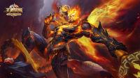 王者荣耀黑岩124 新版地狱火秒杀8队吃鸡 五军对决 王者荣耀实况解说 王者出击 裴小峰