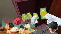 "【VR游戏室】《监狱大佬 VR》——蛋壳风? 另类的""劳动""改造计划! (Prison Boss VR)#savage#"