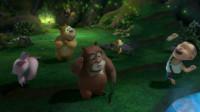 熊出没之熊熊乐园 熊出没探险日记熊大骑恐龙版本更新筱白解说