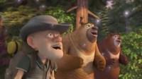 熊出没游戏第200期★熊熊乐园2丛林探险日记强大的对手★东哥品人生游戏解说白跟我磨叽