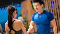 《超模教练》京城81号李菁深陷健身房潜规则