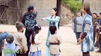 赵丽颖片场被小朋友叫阿姨, 陈伟霆: 你们这样不对, 你该叫她婆婆