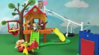 玩具柜子: 熊熊乐园之快乐的郊游