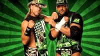 WWE初代DX军团, HBK和HHH在联盟横行霸道, 简直无法无天