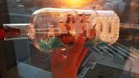大概是最美的乐高了- Ideas瓶中船 | 巴特曼动手玩儿