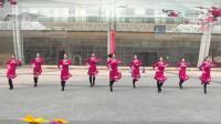 广场舞: 《潇洒走一回》重庆叶子广场舞, 正反面动作示范