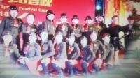 长江鑫都星鑫之队《酒歌》水兵舞串烧2018年最新广场舞水兵舞