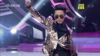 马雪阳节目现场模仿Rain跳劲舞, 跳的太好, 让Rain都不停给赞