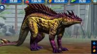 侏罗纪世界游戏第523期:六星掠食者鳄★恐龙公园筱白解说