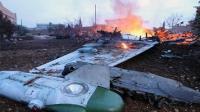 俄战机被击落飞行员战死 战斗民族已开始反击