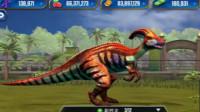 侏罗纪世界游戏第525期:迅猛鳄龙★恐龙公园筱白解说