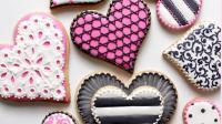 【喵博搬运】【食用系列】情人节糖霜饼干ヽ(•̀ω•́ )ゝ