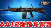 阿春【生死狙击】AA12地狱龙挑战模式评测