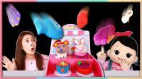 凯利和小凯利的蛋糕店开张啦 | 凯利和玩具朋友们 CarrieAndToys