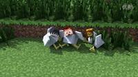 【小本】我的世界〓我是一只鸡EP4〓Minecraft MC动画实况解说