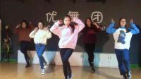 【优舞团】20180206 JAZZ A班学员课堂记录《蹦迪舞BBOOM BBOOM》