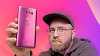 最被低估手机?LG V30 树莓粉开箱