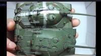 【模玩】三荣 1: 72 斯大林7 坦克模型评测 is7
