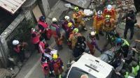 台湾: 在201房间找到2名遇难者