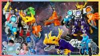 天蝎星龙变成星龙圣石过程图片