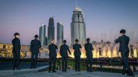 迪拜音乐喷泉EXO《Power》