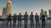 EXO的迪拜音乐喷泉之旅