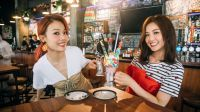 蔡卓妍和容祖儿 迪拜疯狂奶昔制作完全公开