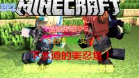 《暗夜小志》★我的世界Minecraft★梦之边缘V 全剧情RPG流程实况EP2 屠杀蜘蛛老母!下水道的美忍鱼!