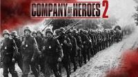 枪兵《英雄连2》合作关卡05 战争剧场解说: 卡拉奇钳形攻势【游戏地域】