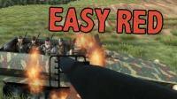 一车的装甲人丨Easy Red丨红箭红