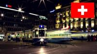 【LRTINTER】瑞士行之苏黎世公共交通实拍