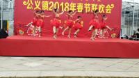新草原情歌   公义镇农乐舞蹈队