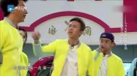 韩庚现场跳机器舞简直帅呆了, 最后一个霸气动作, 陈赫直接看呆了
